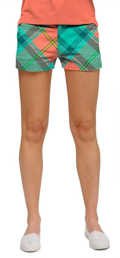 Pebble beach minishorts
