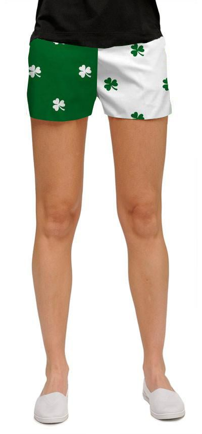 Shamrocks2 minishorts