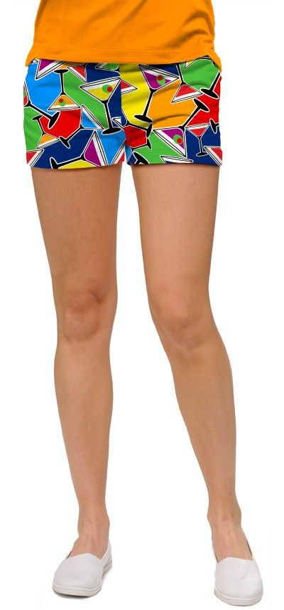 Cooktail party minishorts